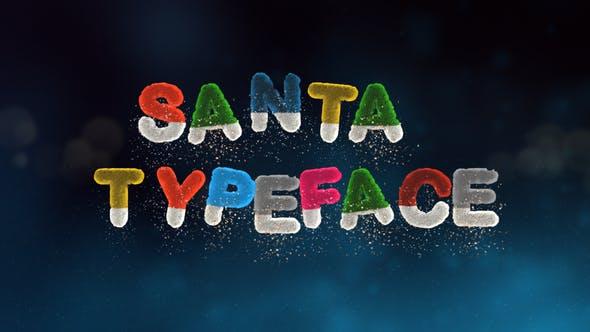 Videohive Harry Santa Letters 25198979