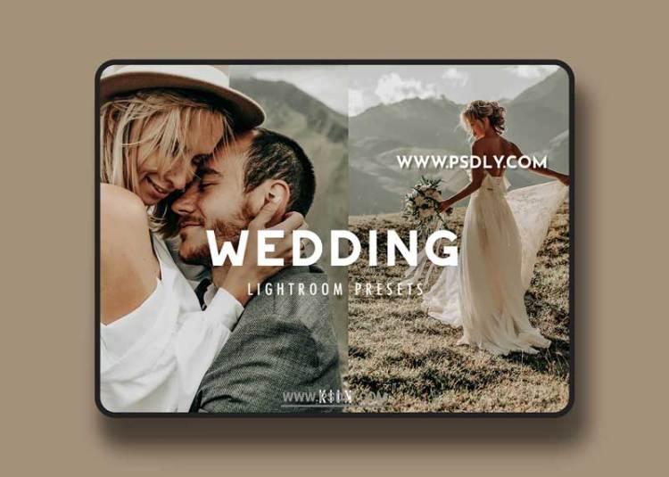 CreativeMarket - 10 BOHO WEDDING LIGHTROOM PRESETS 6343230