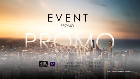 Videohive Modern Event Promo 22827547