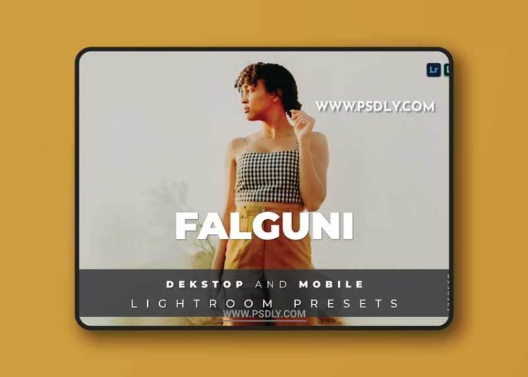 Falguni Desktop and Mobile Lightroom Preset