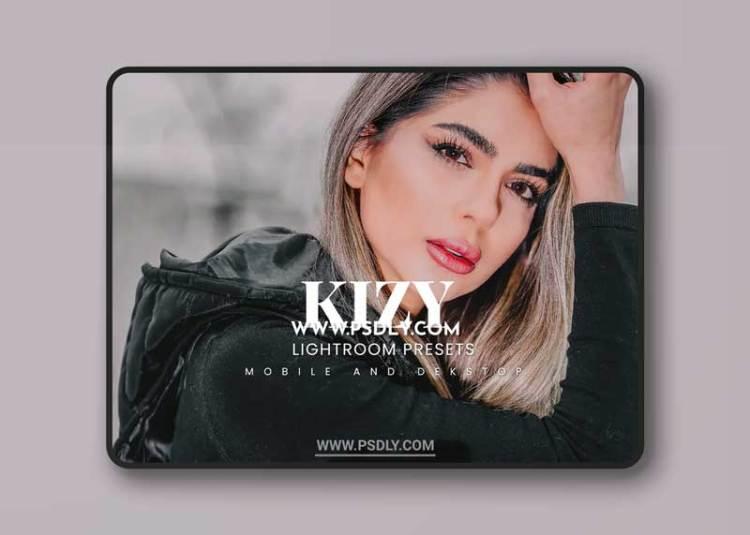 Kizy Lightroom Presets Dekstop and Mobile ZNR7CDT