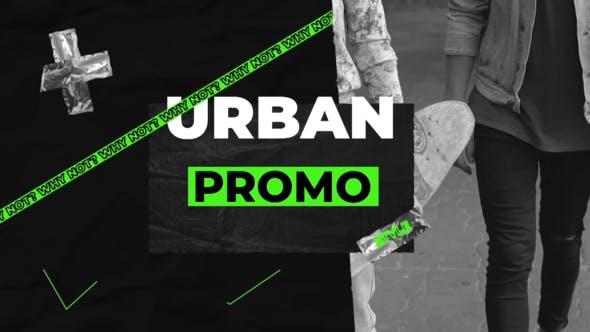 Videohive - Urban Promo - 33715126
