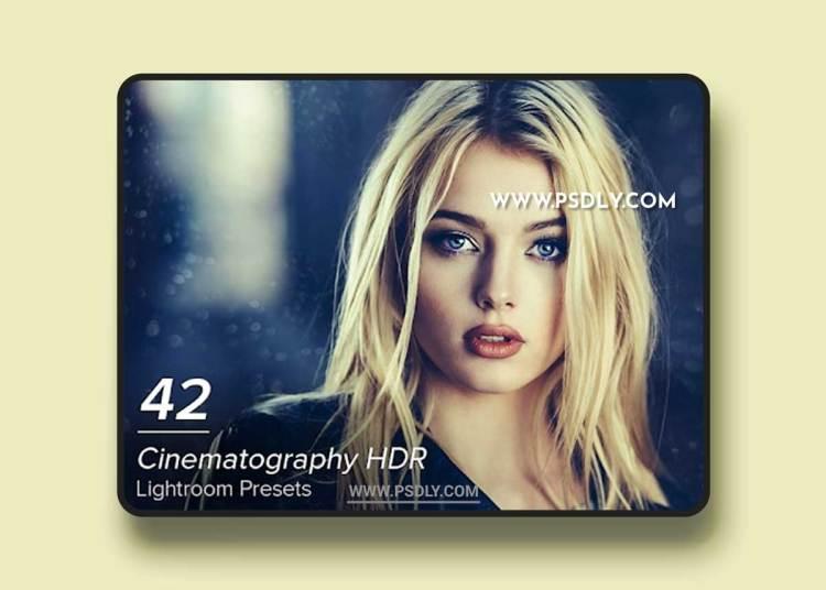40+ Cinematography HDR Lightroom Presets