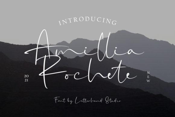 Amillia Rochete Font