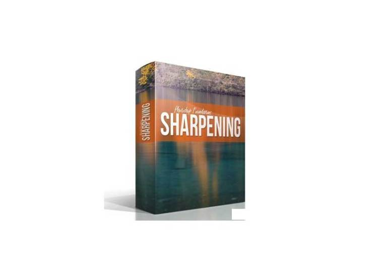 Blake Rudis - Photoshop Foundations – Sharpening