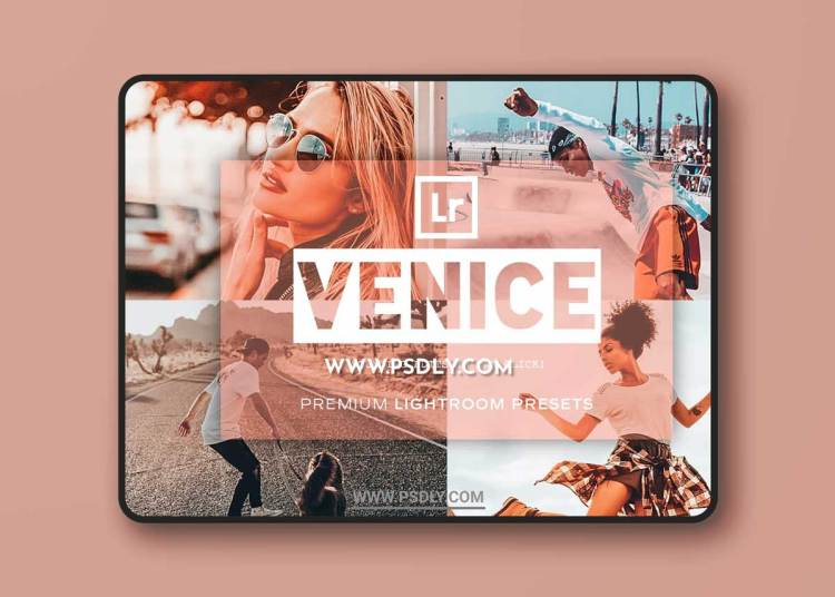 CreativeMarket - Venice Lightroom Presets 5119376