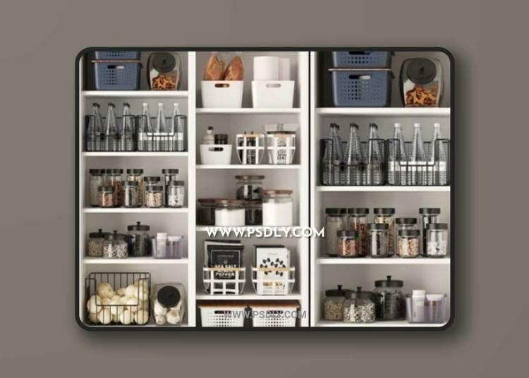 Decorative Kitchen Set 3