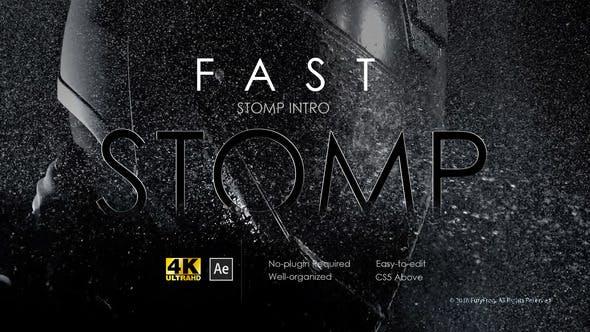 Videohive Stomp Intro 22507759
