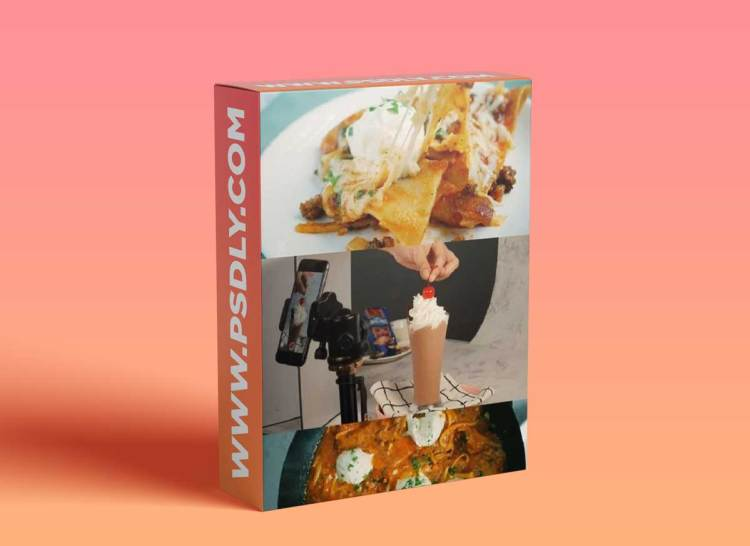Food Videography Masterclass for Beginners