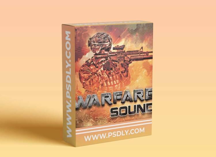 GameMaster Audio WARFARE SOUNDS (2021) WAV