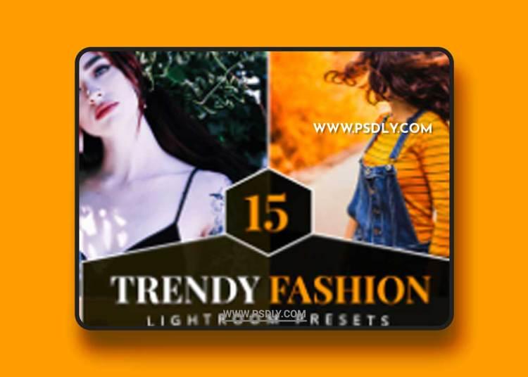 GraphicRiver - 15 Trendy Fashion Lightroom Presets 23075289