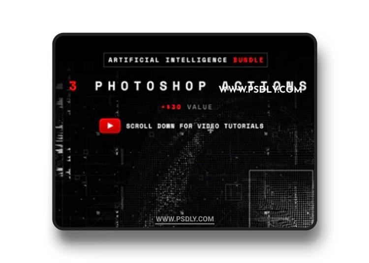 GraphicRiver - Artificial Intelligence Bundle 22188876