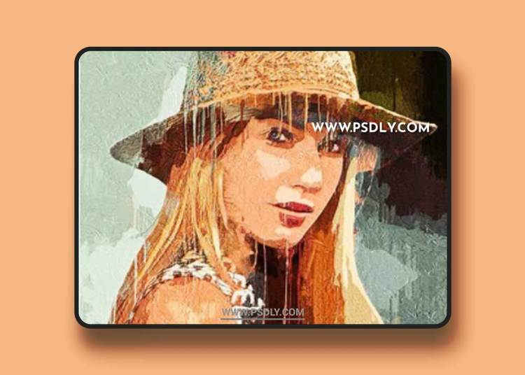 GraphicRiver - Giclee Art Photoshop Action 33062382