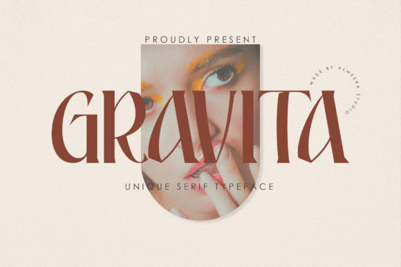 Gravita Font