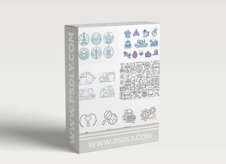 How to Create Geometric Icons Using Adobe Illustrator