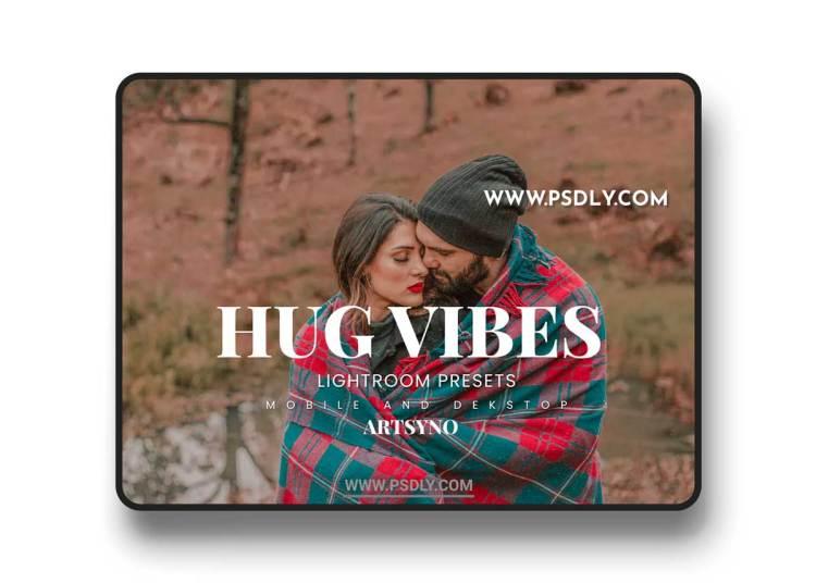 Hug Vibes Lightroom Presets Dekstop and Mobile