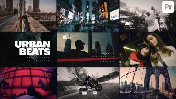 Videohive - Urban Intro - 33624227