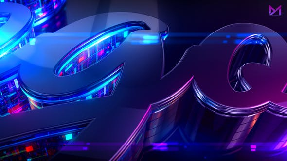 Videohive Dubstep 3D Logo Reveal 33738149