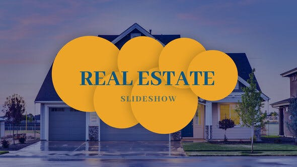 Videohive Real Estate Slideshow 33812714