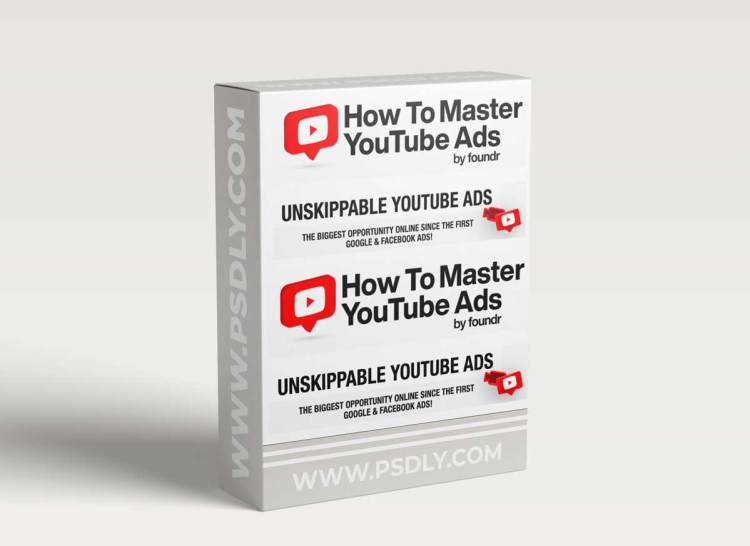 Tommie Powers – How To Master YouTube Ads (FOUNDR) (2021)