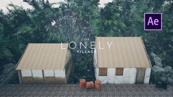 Videohive The Lonely Village 34154330