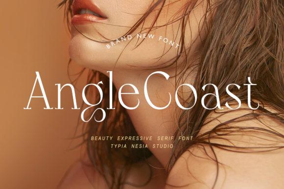 Angle Coast Font