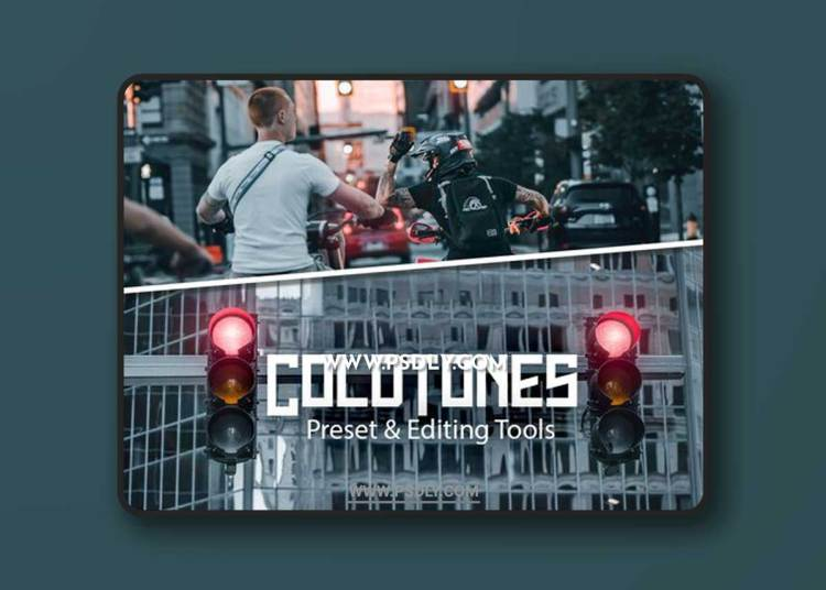 Ian Jones - Cold Tones