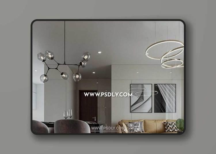 Interior Apartment Scene Sketchup Model By KTSKien 3D Models