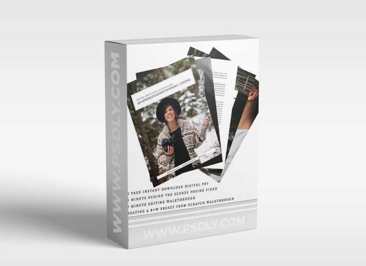 Kaihlatonai - Posing + Editing E-Course