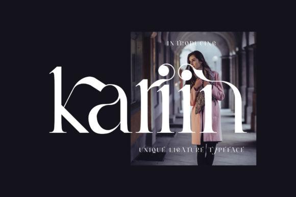 Kariin Font