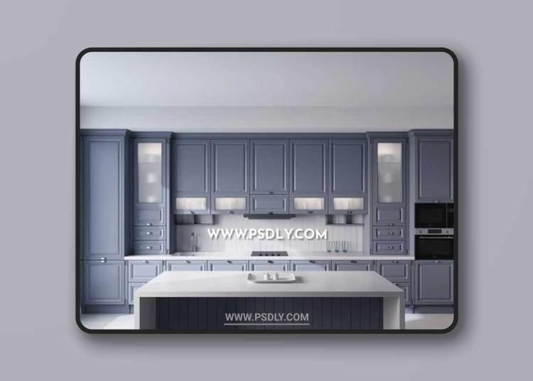 Kitchen LORENA 3D Models