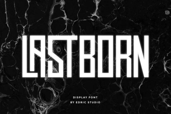 Lastborn Font
