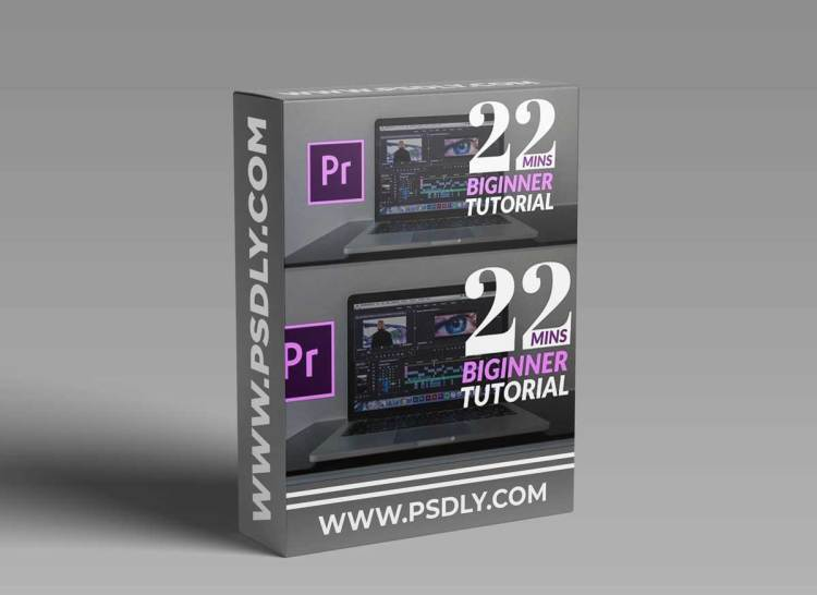 Learn Adobe Premiere Pro In 22 Minutes For Beginners | Editing Course