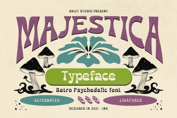 Majestica Font