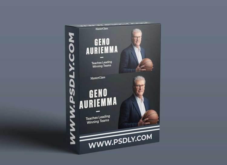 MasterClass Geno Auriemma Teaches Leading Winning Teams