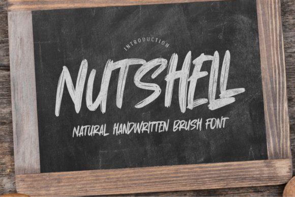 Nutshell Font