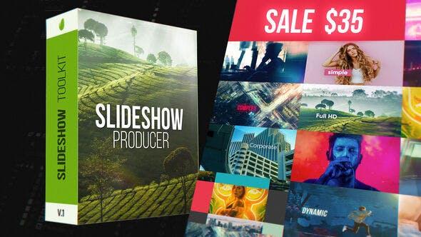 Videohive - Slideshow Producer - 23636818