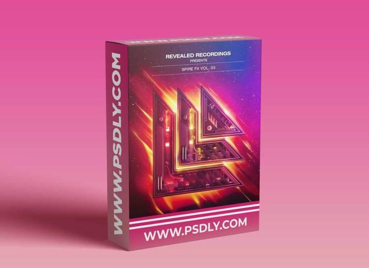 Revealed Recordings Revealed Spire FX Vol 3 SPF2 WAV