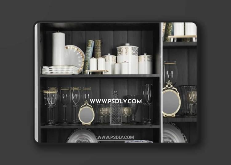 Set-183 3D Models