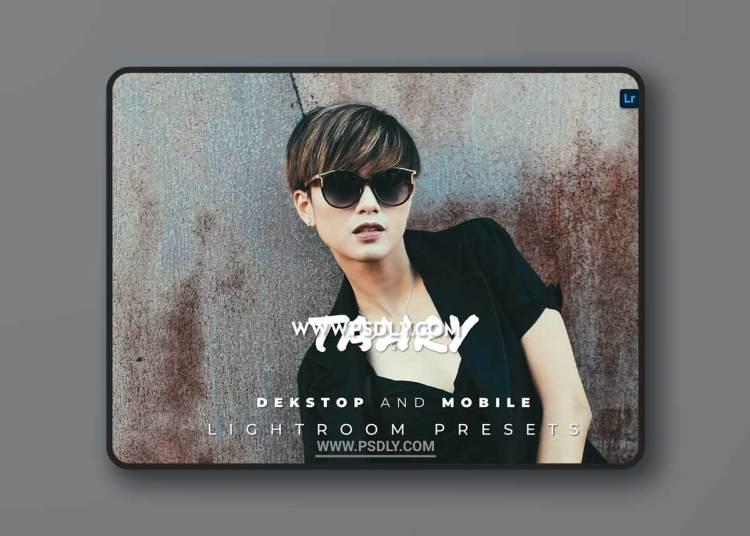 Tahry Desktop and Mobile Lightroom Preset