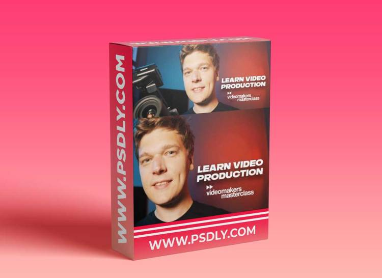 Videomakers Masterclass - Learn Professional Video Production in 2 Hours!