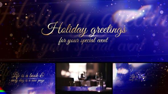 Videohive Greetings 22799575