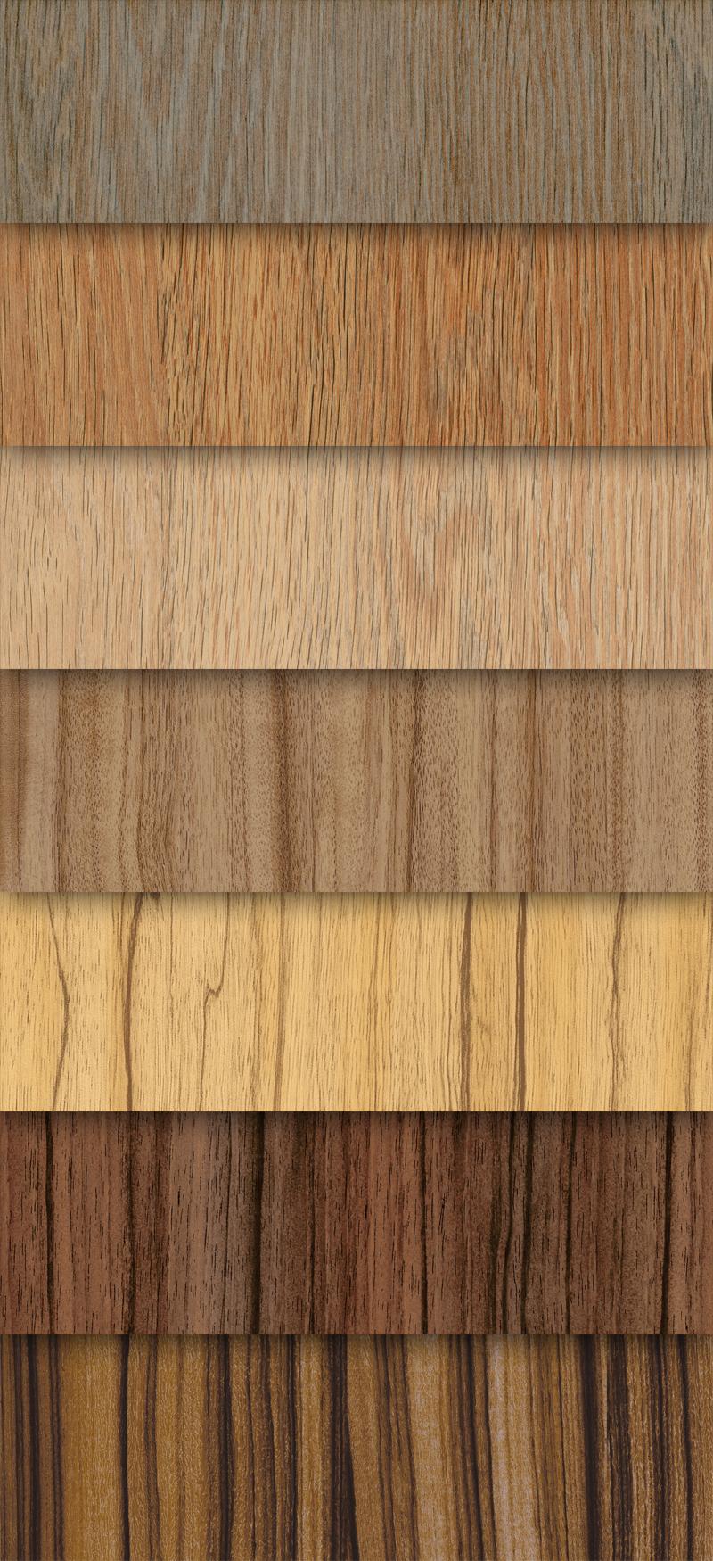 Natural Wood Grain Textures And Patterns  PSD Mockups