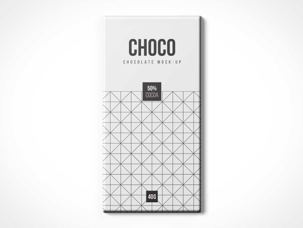 Download Chocolate Box Package PSD Mockup - PSD Mockups