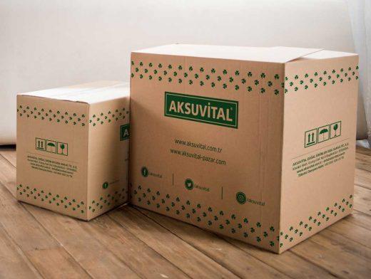 Download Cardboard Package Delivery Box PSD Mockup - PSD Mockups