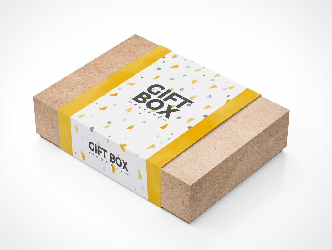 Download Box - PSD Mockups