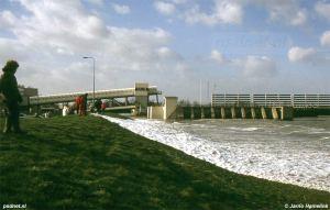 Hoogwater in 1990 (4)