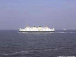 Passage van de Beatrix (2)