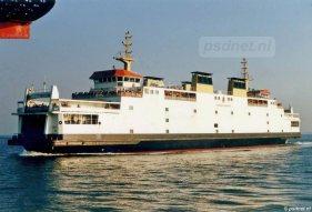 De Koningin Beatrix was de vierde dubbeldeksveerboot van de Provinciale Stoombootdiensten in Zeeland.