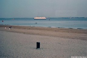Het zit er op voor de Zeeuwse periode van de veerboot Prinses Juliana, de eerste dubbeldeksveerboot voor de verbinding Vlissingen-Breskens.